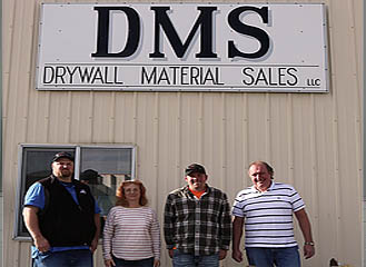 Drywall Material Sales