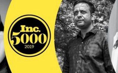 2019 Inc. 5000: The Most Successful Companies in America