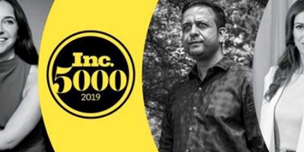 2019 Inc. 5000: The Most Successful Companies in America