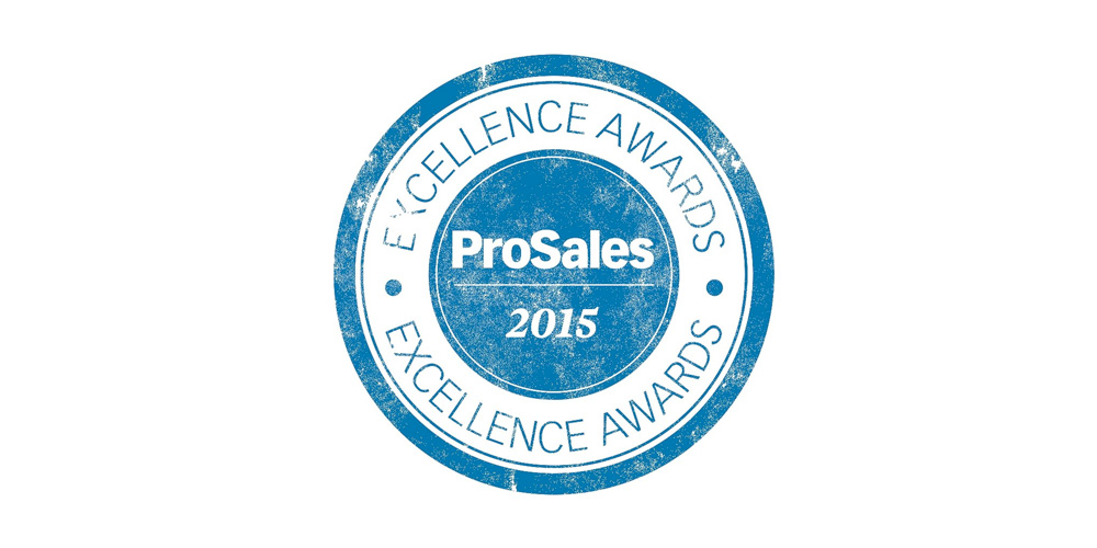 ProSales Excellence Award