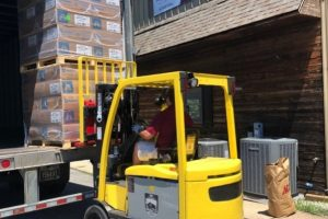 FA Forklift and Product